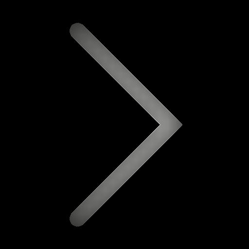 Gray arrow right